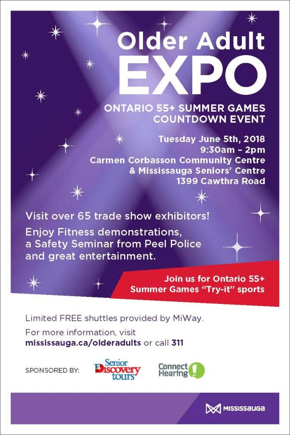 Mississauga.Older.Adult.Expo.flyer.2018